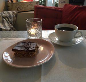 Sarah Bernard og Økologisk Kaffe